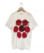 STELLA McCARTNEY()の古着「プリントTシャツ」|ホワイト