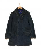 BLUE BLUE(ブルーブルー)の古着「デニムカバーオール」|ブルー