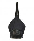 BAGJACK(バッグジャック)の古着「DIAMOND DAY PACK リュック」 ブラック