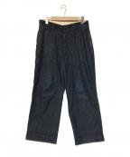 ATLAST & CO(アットラスト)の古着「デニムパンツ」 インディゴ