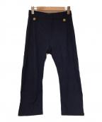 Y-3()の古着「ウールパンツ」 ネイビー