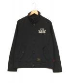 ()の古着「HARRINGTON JACKET ジャケット」|ブラック