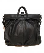 F/CE.(エフシーイー)の古着「WP LEATHER HELMET  BAG」|ブラック