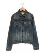 MADISON BLUE(マディソンブルー)の古着「デニムジャケット」|ブルー