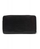 LOUIS VUITTON(ルイヴィトン)の古着「長財布」|ブラック