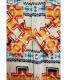 中古・古着 TMT (ティーエムティー) NATIVE BLANKET REVERSIBLE HUNT ホワイト×レッド サイズ:XL:14800円