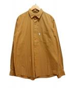 SH(エスエイチ)の古着「シャツ」|ベージュ