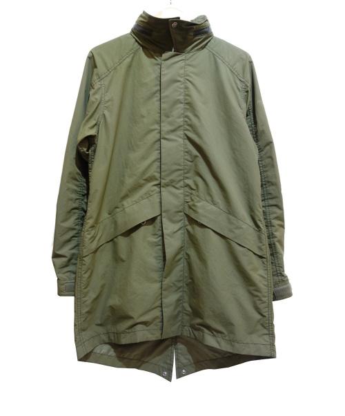 THE NORTHFACE PURPLELABEL(ザノースフェイスパープルレーベル)THE NORTHFACE PURPLELABEL (ザノースフェイスパープルレーベル) FIELD COAT オリーブ サイズ:S NP2511Nの古着・服飾アイテム