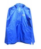 MOUNTAIN HARD WEAR(マウンテンハードウェア)の古着「ハイブリッドP/Oジャケット」|ブルー