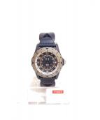 TIMEX(タイメックス)の古着「腕時計」 ネイビー