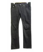CDG JUNYA WATANABE MAN(コムデギャルソンジュンヤワタナベマン)の古着「パンツ」|ブラック