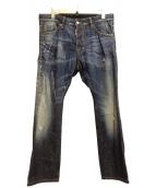 DSQUARED2(ディースクエアード)の古着「COOL GUYデニムパンツ」|ブルー