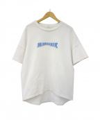 MINDSEEKER(マインドシーカー)の古着「MAJOR TEE」|ホワイト