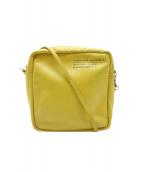 GOLDEN GOOSE(ゴールデングース)の古着「MARMELADE BAG」|イエロー