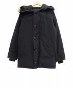 CANADA GOOSE(カナダグース)の古着「CHATEAU PARKA」|ブラック