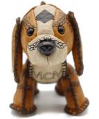 MCM(エムシーエム)の古着「ドッグモチーフキーホルダー」