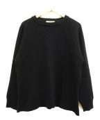 yashiki(ヤシキ)の古着「Tasukigake Knit」|ネイビー