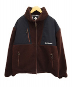 Columbia(コロンビア)の古着「Schilling Garden TM Jacket」|ブラック×ブラウン