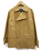 BURBERRY LONDON(バーバリーロンドン)の古着「コート」|ベージュ