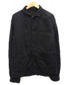 nestrobe confect(ネストローブ コンフェクト)の古着「デニムカバーオール」 グレー