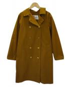 Traditional Weatherwear(トラディショナルウェザーウェア)の古着「ステンカラーコート」|ブラウン