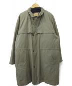 Burberrys(バーバリーズ)の古着「ライナー付コート」|オリーブ