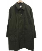 Acne studios(アクネストゥディオス)の古着「Lab Coat」|グリーン