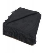 HERMES(エルメス)の古着「大判ストール」|ブラック