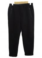 DESCENTE(デサント)の古着「イージーパンツ」|ブラック