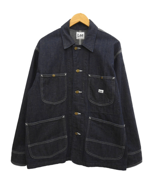 LEE(リー)LEE (リー) カバーオール ブルー サイズ:Mの古着・服飾アイテム