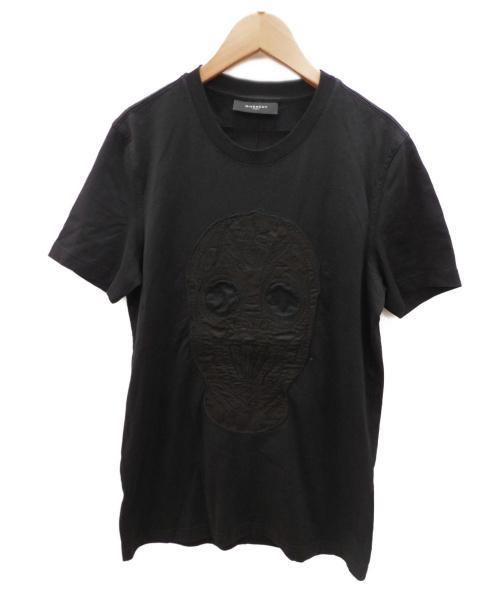 GIVENCHY(ジバンシィ)GIVENCHY (ジバンシィ) スカル刺繍TEE ブラック サイズ:XSの古着・服飾アイテム