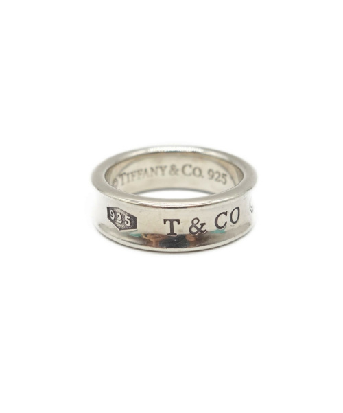 TIFFANY & Co.(ティファニー)Tiffany & Co. (ティファニー) 1837リング シルバー サイズ:16号 SILVER925の古着・服飾アイテム