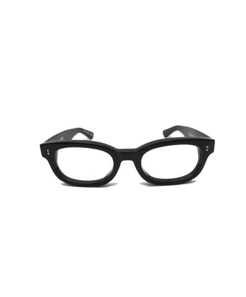 NEIGHBORHOOD(ネイバーフッド)NEIGHBORHOOD (ネイバーフッド) 伊達眼鏡 ブラック ×EFFECTOR BIG TRAMPの古着・服飾アイテム