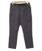 GRAMICCI(グラミチ)の古着「4WAYストレッチナローパンツ」 グレー
