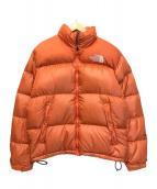 ()の古着「ヌプシジャケット」 オレンジ