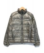 ()の古着「Light Heat Jacket」 グレー