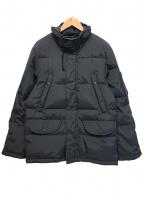 UNUSED(アンユーズド)の古着「ダウンジャケット」|ブラック