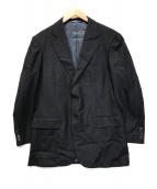 ()の古着「3Bジャケット」|ネイビー