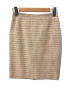 Viaggio Blu(ビアッジョブルー)の古着「スカート」 ピンク