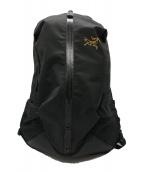 ()の古着「ARRO16 バックパック」 ブラック