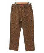 ()の古着「Work Pant」|ブラウン