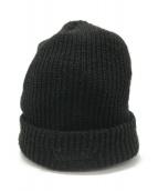 SUPREME(シュプリーム)の古着「ニット帽」|ブラック