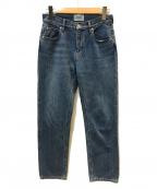 SERGE de bleu(サージ デ ブルー)の古着「デニムパンツ」|ブルー