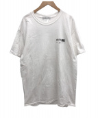 LABRAT(ラブラット)の古着「エヴァプリントTシャツ」|ホワイト