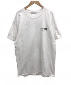 LABRAT(ラブラット)の古着「エヴァプリントTシャツ」 ホワイト