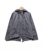 B:MING LIFE STORE by BEAMS(ビーミングライフストア バイ ビームス)の古着「フーデッドジャケット」|グレー