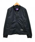 THE NORTHFACE PURPLELABEL()の古着「Mountain Wind Jacket」|ブラック