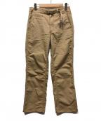 THE NORTH FACE()の古着「Twill Pants」|ブラウン