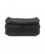 FALORNI(ファロルニ)の古着「テイバンPochette(M)」|ブラック