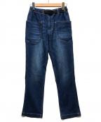 GRAMICCI()の古着「クライミングパンツ」 ブルー